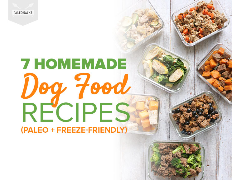 7 homemade dog food recipes paleo freeze friendly paleohacks 7 homemade dog food recipes paleo freeze friendly forumfinder Image collections