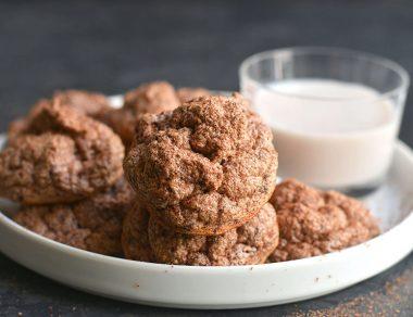Keto Chocolate Cloud Cookies