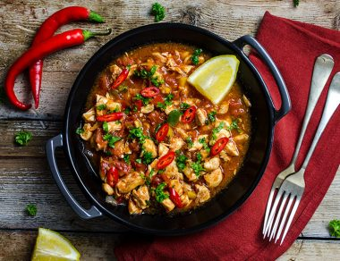 The Easiest Slow Cooker Chicken Chili