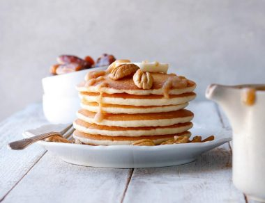 Drizzle This 3-Ingredient Date Syrup On Your Favorite Pancakes