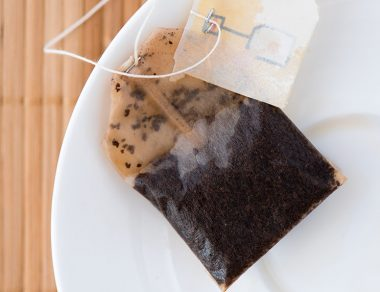 Stop Throwing Out Your Tea Bags! 13 Genius Ways to Reuse Them Around The House