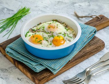 Fisherman's Eggs Recipe (Protein-Rich + Healthy Fats)