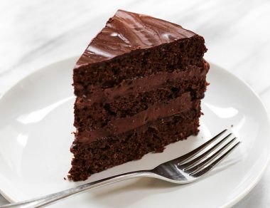 Here's The Gluten-Free Chocolate Cake You've Been Dreaming About