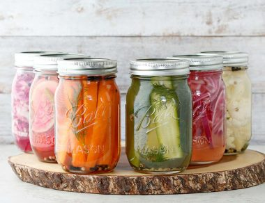 How To Quick Pickle Any Veggie in Just 24 Hours!