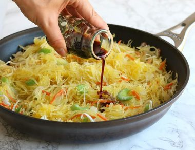 How to Cook Spaghetti Squash Like An Expert