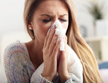 How to Stop a Runny Nose: 7 Easy, Natural Remedies