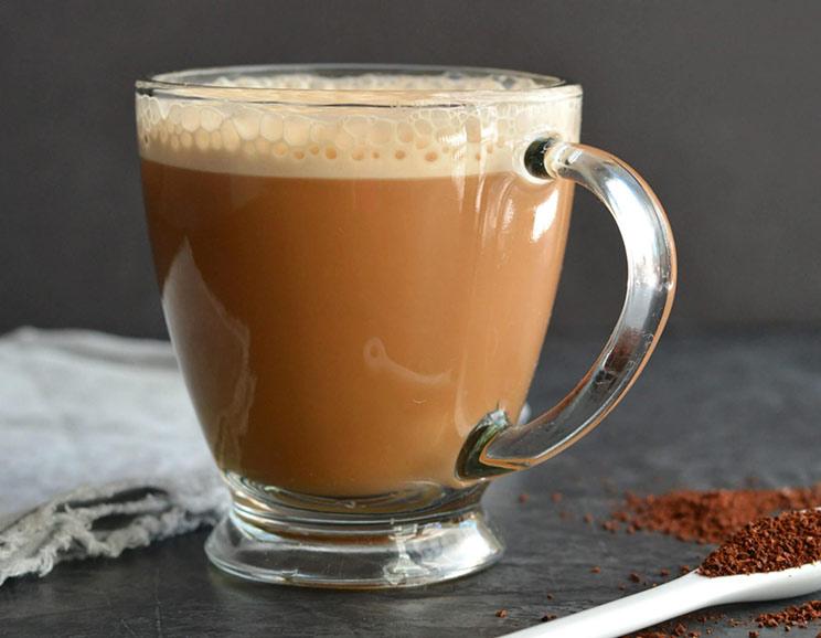 Keto Coconut Oil Coffee Recipe