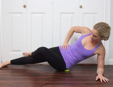 11 Ways To Use A Tennis Ball to Fix Back Pain