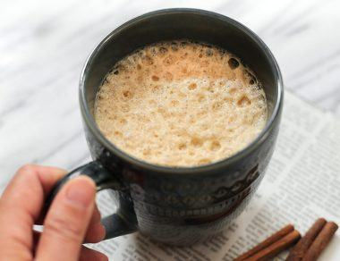 Drink This Collagen Coconut Oil Coffee Every Day for Firmer Skin
