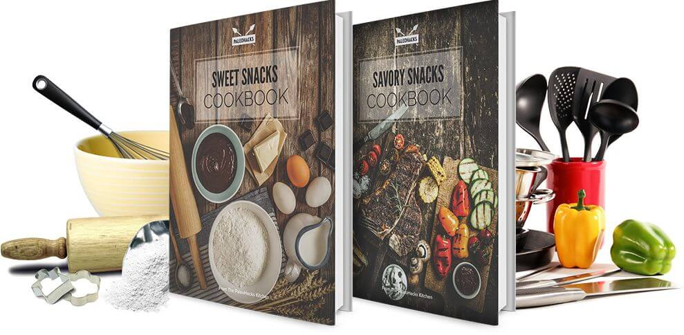 Product Paleo Snacks Book