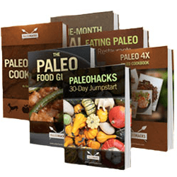 Product The Paleo Cookbook Bundle