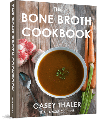 Product Paleo Bone Broth Cookbook