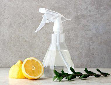 3-Ingredient DIY Cleaner to Banish Mildew (Natural + Non-Toxic)