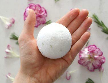 6 Natural DIY Bath Bombs Better Than Lush