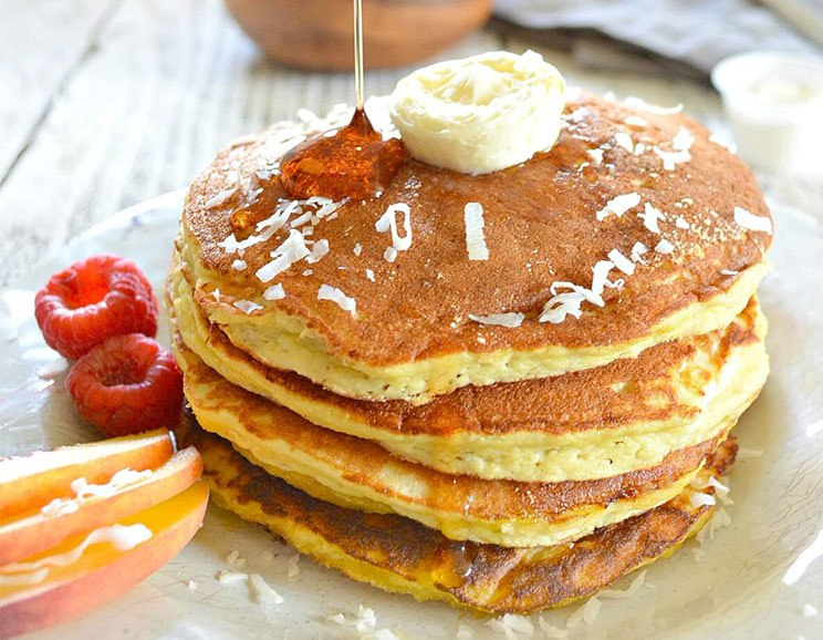 9 Mother's Day Brunch Ideas from Sweet Potato Toast to Coconut Flour Pancakes