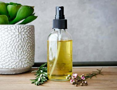 Restore Damaged Hair with This 3-Ingredient Natural Hair Growth Oil