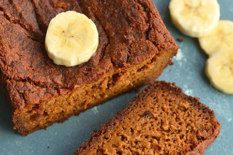 Banana Bread French Toast (Gluten Free, Paleo)