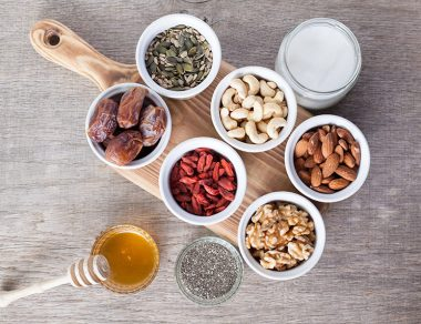 The Shelf Life Guide to Basic Paleo Ingredients