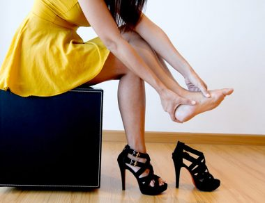 This Is What Happens To Your Body When You Wear Heels