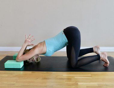 5 Chest-Opening Yoga Stretches (soothing + pain-relieving)