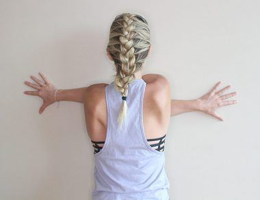 9 Easy Wall Stretches to Fix Tight Shoulders