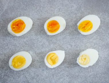 How to Make Perfect Soft, Medium and Hard Boiled Eggs
