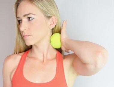8 Tennis Ball Tricks to Fix Tight Shoulders