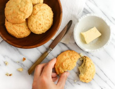 Keto Biscuits with Coconut Flour