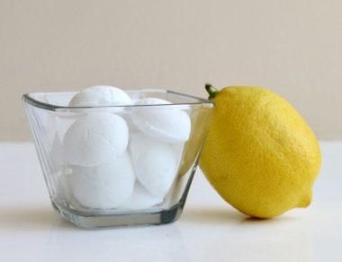 No-Scrub Baking Soda Dishwasher Cleaner (Just 3 Ingredients!)