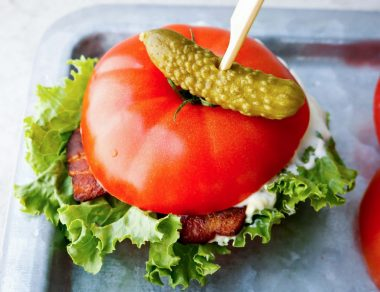 The Tomato Bun BLT