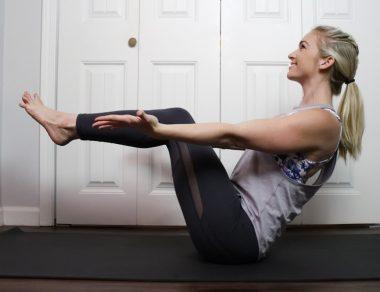 10 Anti-Aging Yoga Poses