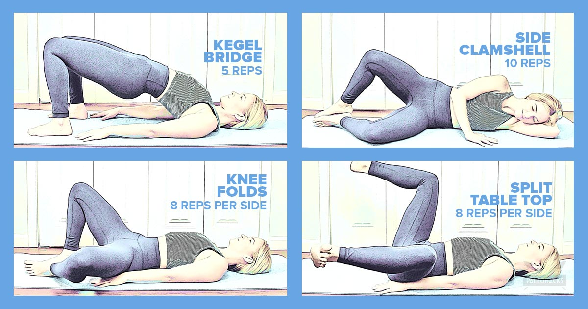 The 11 Best Kegel Exercises to Strengthen Your Pelvic
