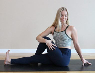 Yoga for Osteoporosis: 9 Simple Poses to Reverse Bone Loss