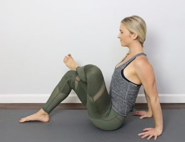 10 Yoga Poses to Release Lower Back and Hip Pain