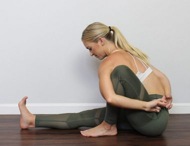 11 Yoga Poses for Sculpted Shoulders