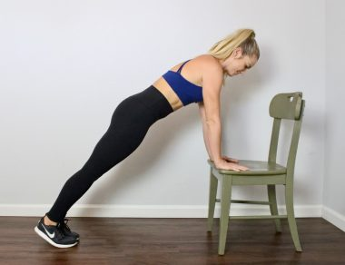 5-Minute HIIT Workout to Fix a Sluggish Thyroid