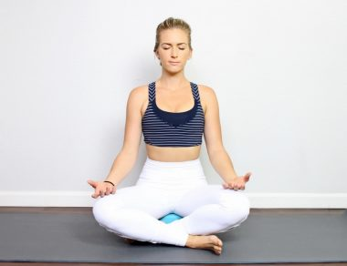 7 Yoga Poses to Naturally Lower Cortisol and Lose Belly Fat, Too!