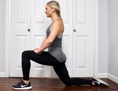 9 Yoga Poses to Release Tight Hip Flexors