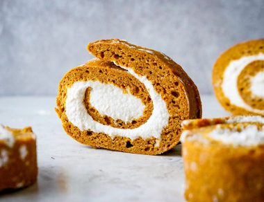 Coconut Flour Pumpkin Roll Recipe