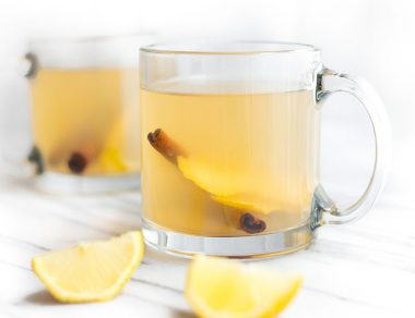Gut-Healing Maple and Ginger Tonic