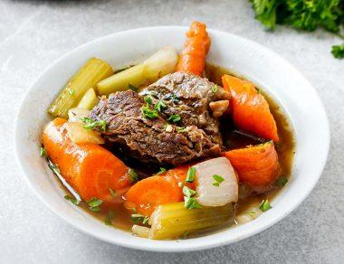 Mama's Perfect Paleo Pot Roast Recipe