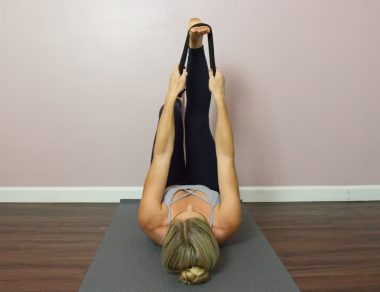 7 Easy Wall Stretches for Tight Hamstrings