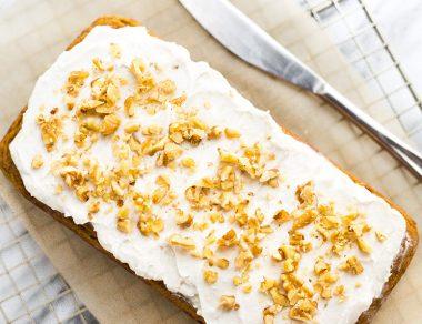 Coconut Flour Cinnamon Sweet Potato Bread