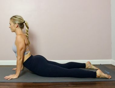 Let Gravity Do The Work: 9 Yoga Poses to Increase Flexibility