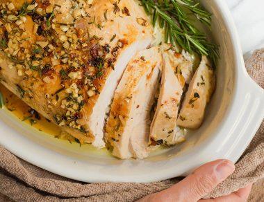 No-Fail, Juicy Herb-Roasted Turkey Breast