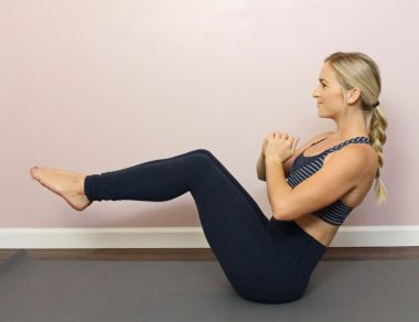 The Squeeze-Into-Your-Jeans Workout