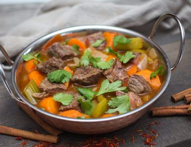 Slow Cooker Beef Tagine