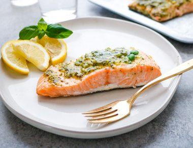 30-Minute Honey Garlic Herb Salmon