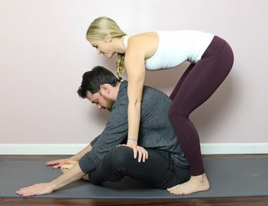 7 Feel-Good Partner Stretches for Lower Back Pain