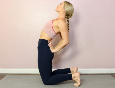 7 Gentle Backbends to Release Tight Muscles